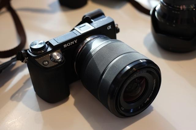 Das Sony 28-70 an der NEX-6.