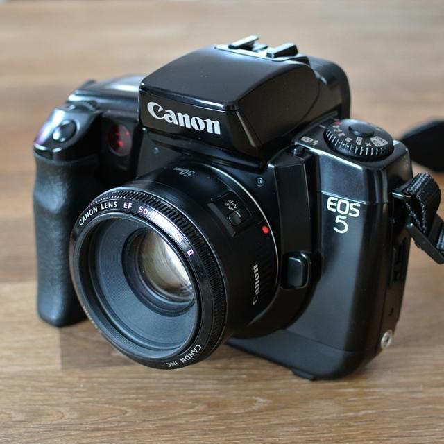 Canon EF 1.8/50 II