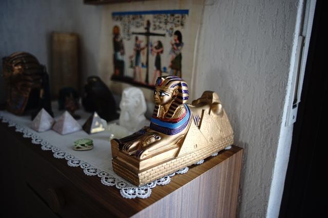 Ägyptische Ecke