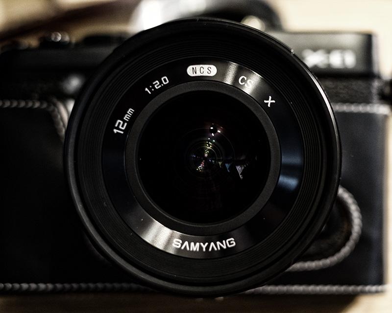 Samyang 2.0/12 CS (Fuji X) ... Teil 1 (1/4)