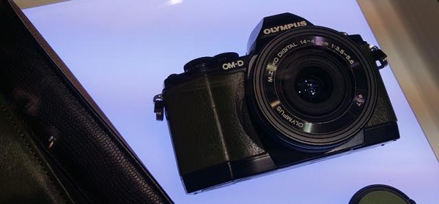 Diese Kamera sieht in echt 1000x besser aus als auf diesem Foto!