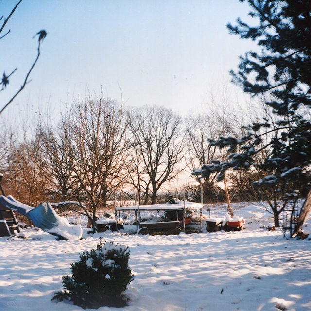 Winter 2014/15 ... einer der drei Tage!